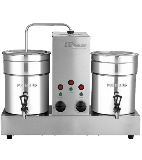 Manual Fill Coffee & Karak Chai Brewer Machine