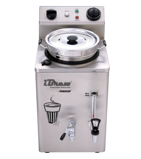 Indian Chai Brewing Machine Manufacturer