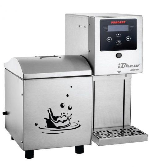 Automatic Hot Liquid Dispenser