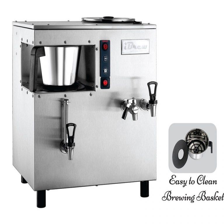 Manual Coffee Brewer Dispenser