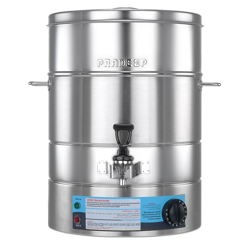 Stainless Steel Insulated Hot Water Dispenser