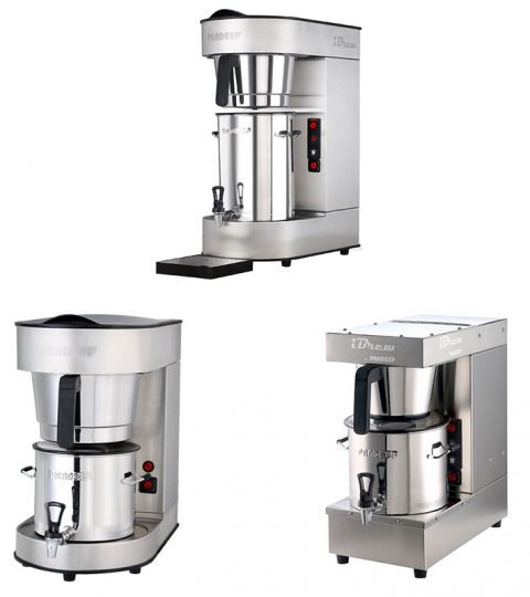 Filter-Coffee-Brewer